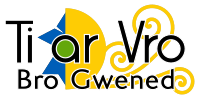 Logo de Ti ar Vro Bro Gwened simple