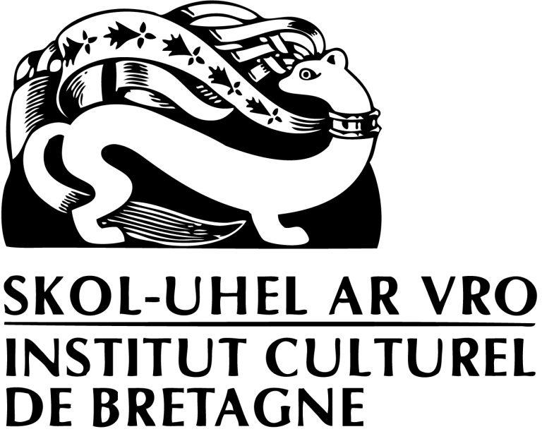 Logo de l'association Institut Culturel de Bretagne / Skol Uhel ar Vro