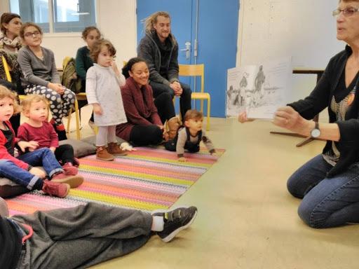 Lectures pour les enfants proposée par Ti ar Vro Bro Gwened