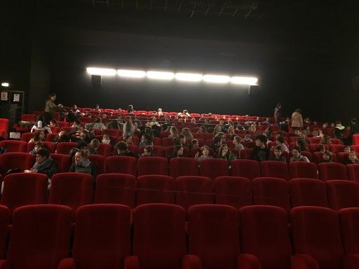 Projections au cinéma organisé par Ti ar Vro Bro Gwened