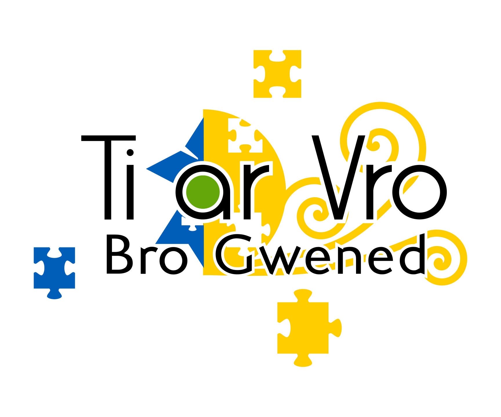 Logo du Ti ar Vro avec pièce de puzzle