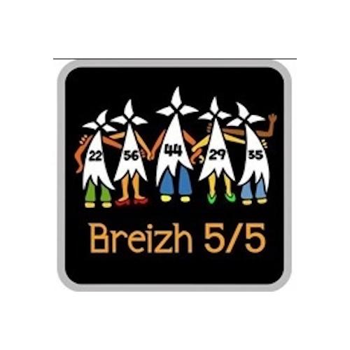 Logo de BREIZH 5/5
