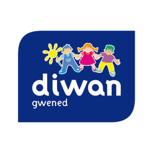 Logo carré de DIWAN GWENED