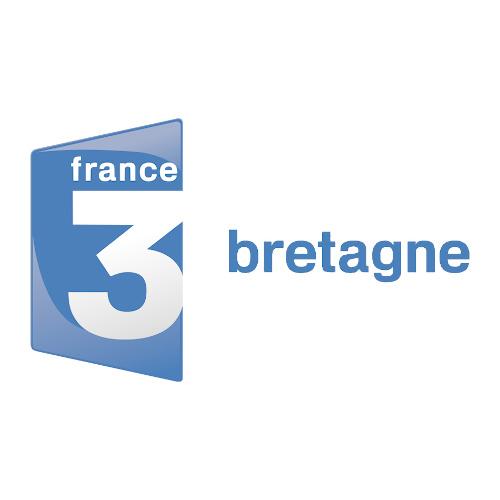 Logo de FRANCE 3 BRETAGNE