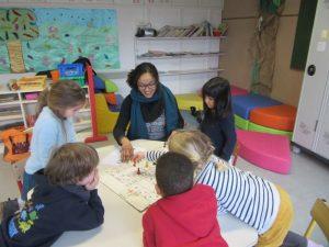 Sensibilisation au breton dans les écoles