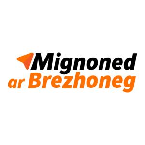 Logo carré de MIGNONED AR BREZHONEG