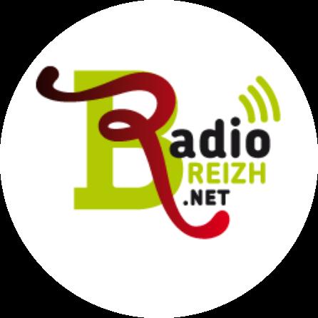 Logo Radio Breizh (rond)