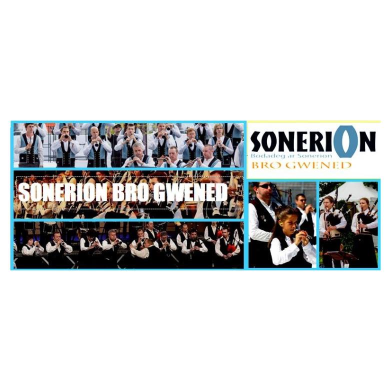 Logo de Sonerion Bro Gwened 56