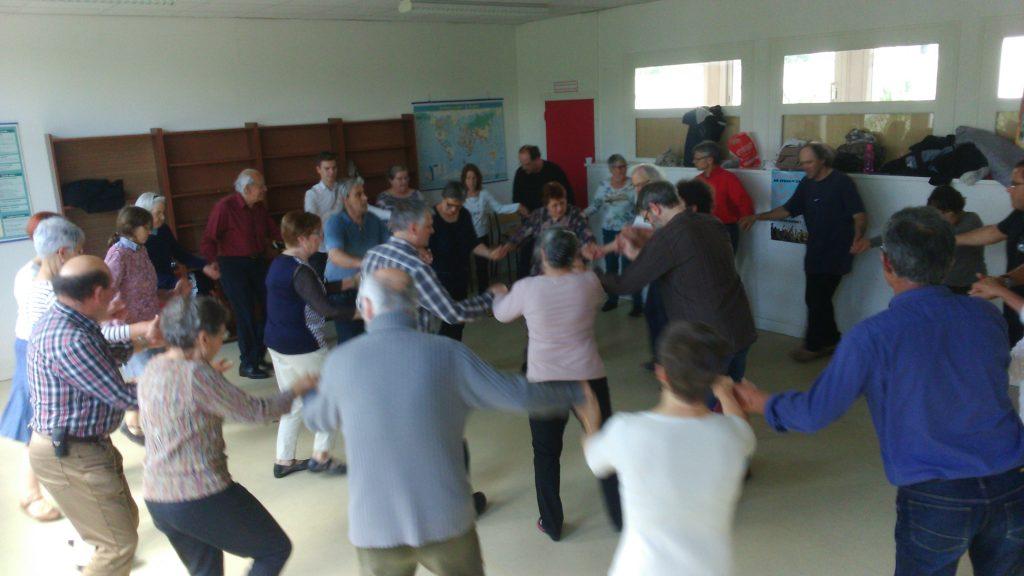 Stage de danses proposés par Ti ar Vro Bro Gwened